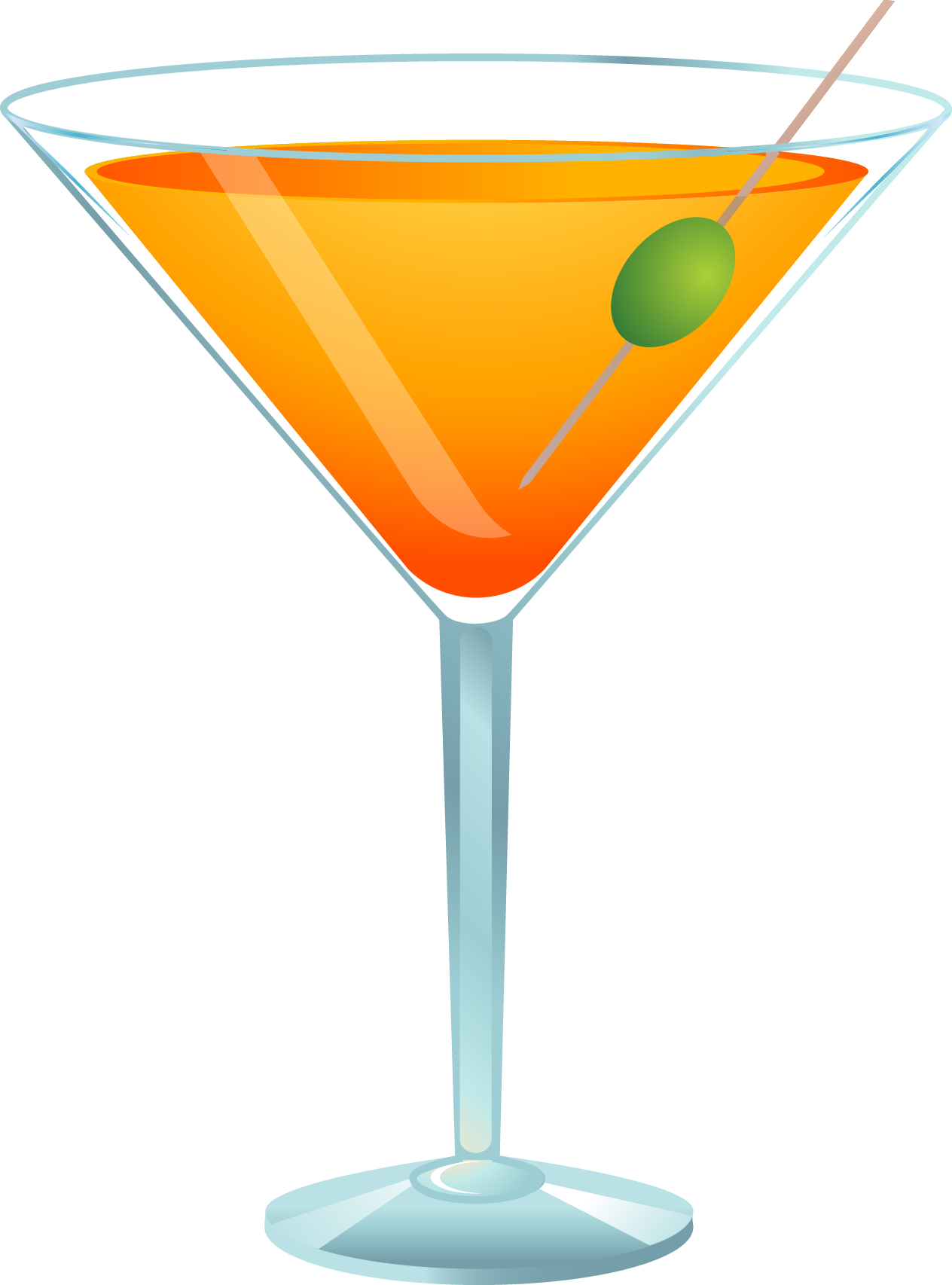 Cocktails cliparts kostenlos graphic Free to Use & Public Domain Cocktail Clip Art graphic
