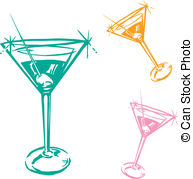 Cocktails cliparts kostenlos graphic freeuse Cocktail Illustrations and Clip Art. 46,785 Cocktail royalty free ... graphic freeuse