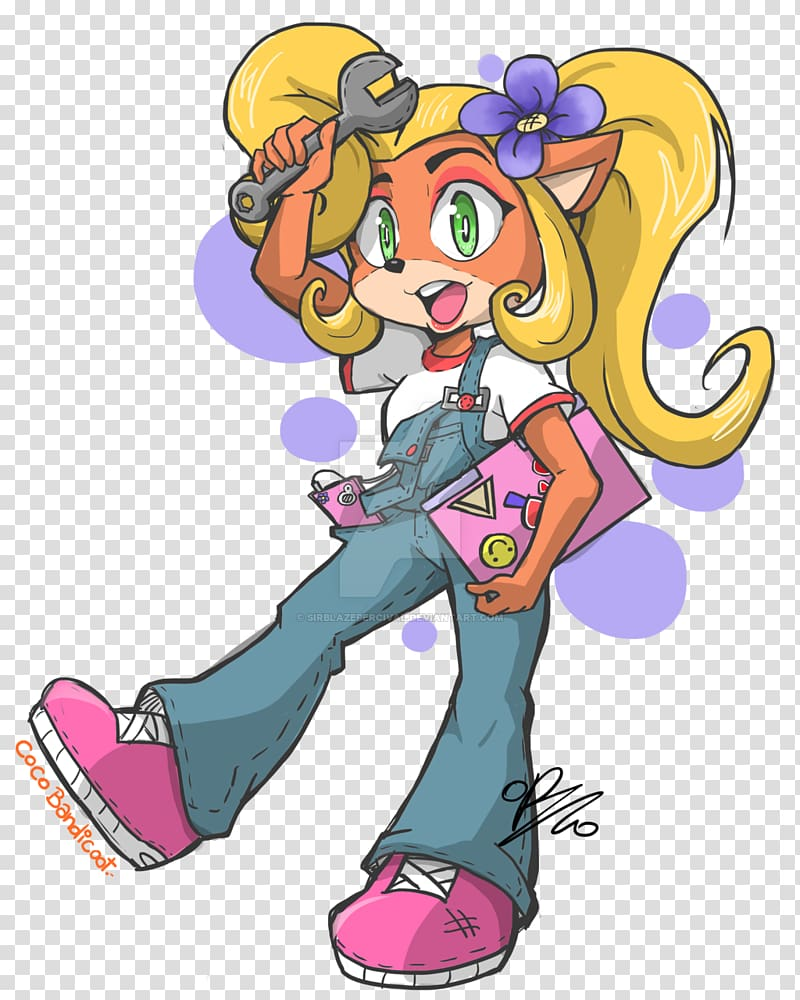 Coco bandicoot clipart clipart free library Crash Bandicoot N. Sane Trilogy PNG clipart images free ... clipart free library