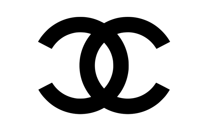 Coco chanel logo clipart picture black and white library Simbolo chanel clipart images gallery for free download | MyReal ... picture black and white library