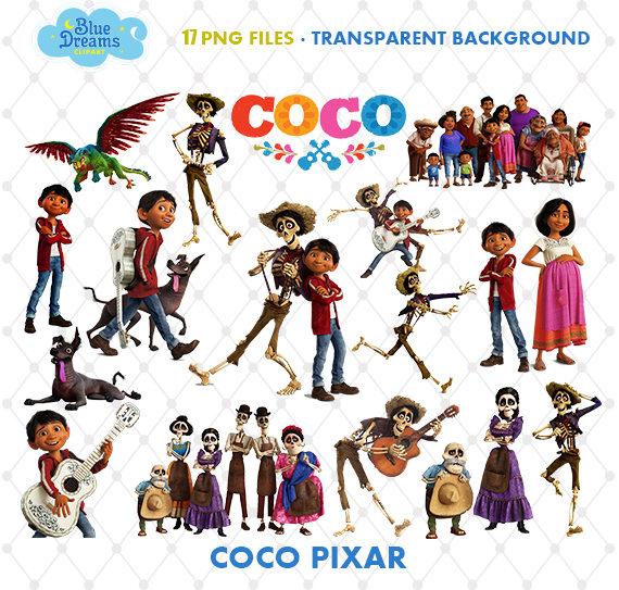 Coco disney clipart jpg transparent Coco Clipart, Disney Coco Movie, coco png, images, clipart ... jpg transparent