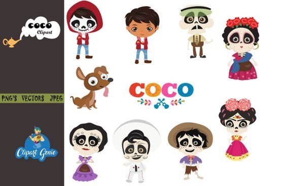 Coco disney clipart svg freeuse library coco clipart, coco, coco party, coco birthday, Miguel ... svg freeuse library