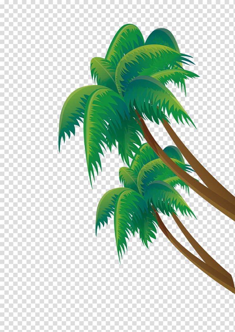 Coco palms clipart clip art freeuse stock Nata de coco Coconut milk Arecaceae, Coconut palm coconut ... clip art freeuse stock