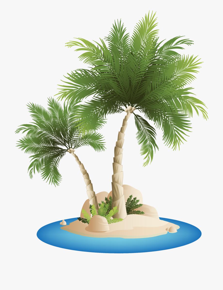 Coco palms clipart graphic library stock Palm Islands Clip Art Island Coconut Coco - Beach Coconut Tree Png ... graphic library stock