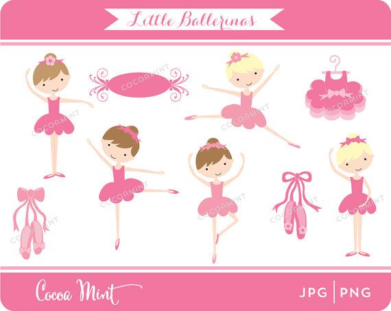 Clipartfest little ballerinas clip. Cocoa mint clipart