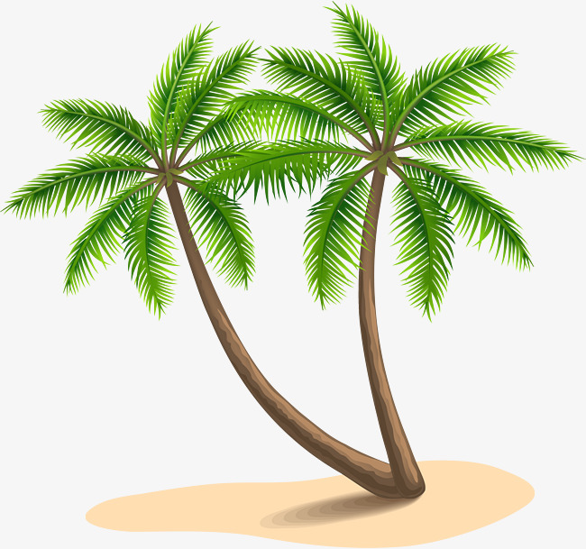 Coconut trees clipart royalty free download Island Beach Coconut Trees Coconut Clipart Island Clipart ... royalty free download