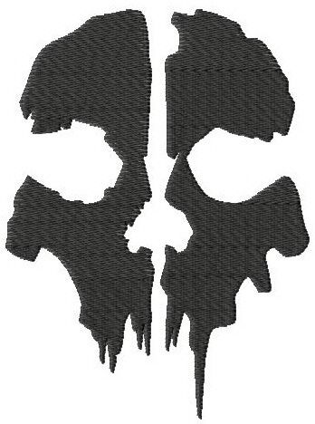 Cod ghosts logo clipart clip stock Sizes: 56 × 75 mm, 74 × 99 mm, 82 × 110 mm, 89 × 120 mm, 104 ... clip stock