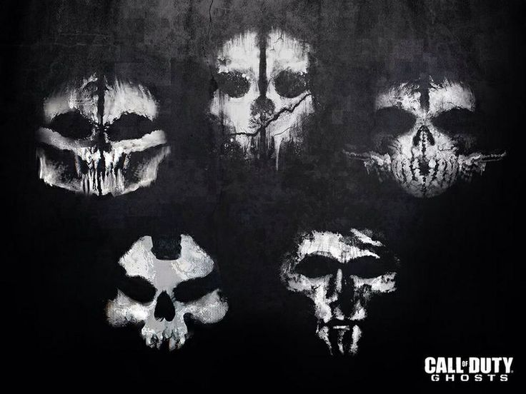 Cod ghosts logo clipart image stock Cod ghost Logos image stock