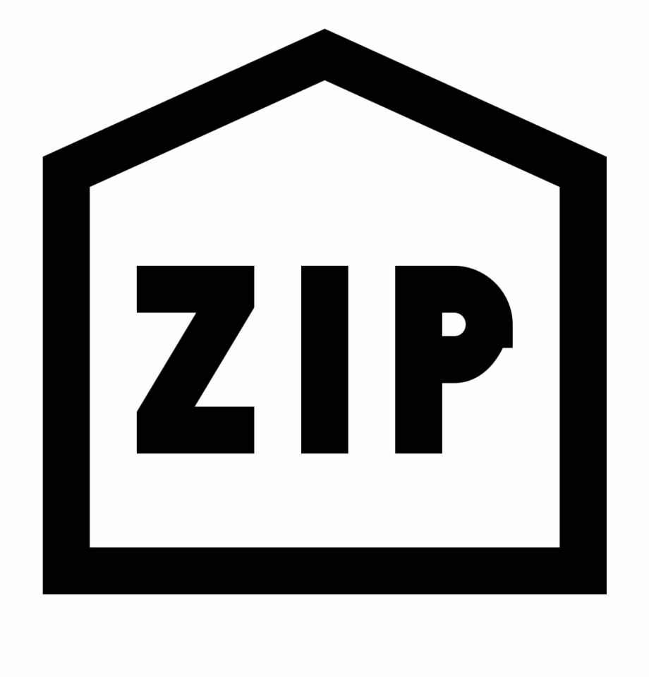 Code icon clipart jpg black and white stock Zip Code Icon - Zip Code Icon Png Free PNG Images & Clipart ... jpg black and white stock
