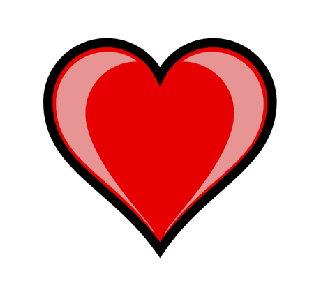 Coeur image clipart graphic free stock Clipart coeur 5 » Clipart Station graphic free stock