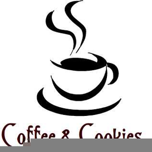 Coffee and cookies clipart jpg freeuse Coffee And Cookies Clipart | Free Images at Clker.com ... jpg freeuse