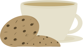 Coffee and cookies clipart png royalty free Cookie Coffee Cliparts - Cliparts Zone png royalty free