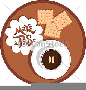 Coffee and cookies clipart png royalty free Coffee And Cookies Clipart | Free Images at Clker.com ... png royalty free
