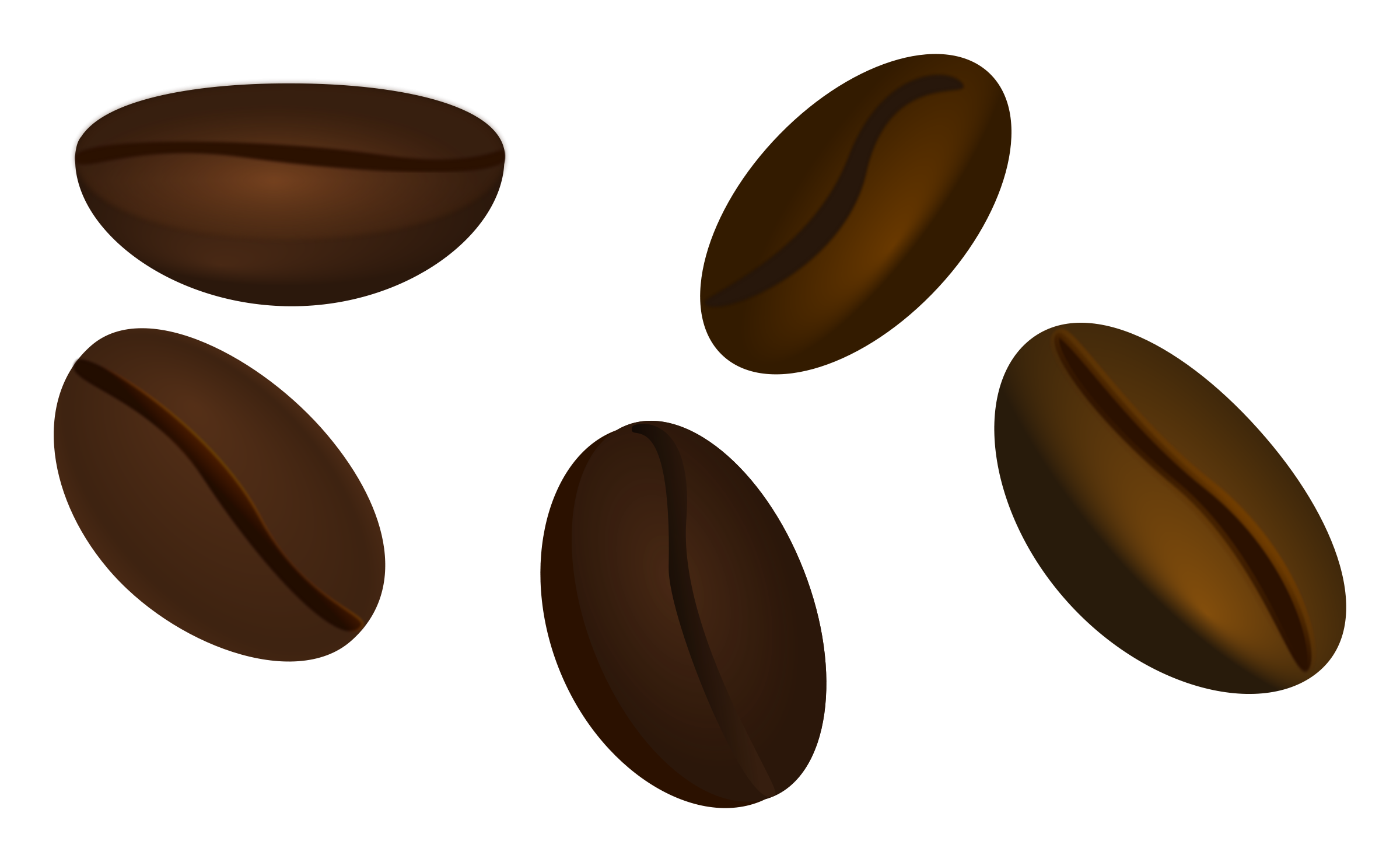 Black bean clipart transparent background vector freeuse Free Transparent Coffee Cliparts, Download Free Clip Art ... vector freeuse