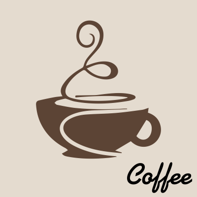 Coffee clipart logo clip download Vintage Coffee Cup Clipart | ClipArtHut - Free Clipart | Things to ... clip download