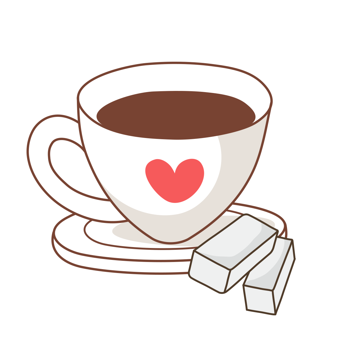 Coffee cup with heart clipart picture transparent Coffee cup Tea Cafe Clip art - a cup of coffee 1181*1181 transprent ... picture transparent