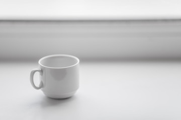 Coffee cup in window sill clipart clipart library stock Search photos \