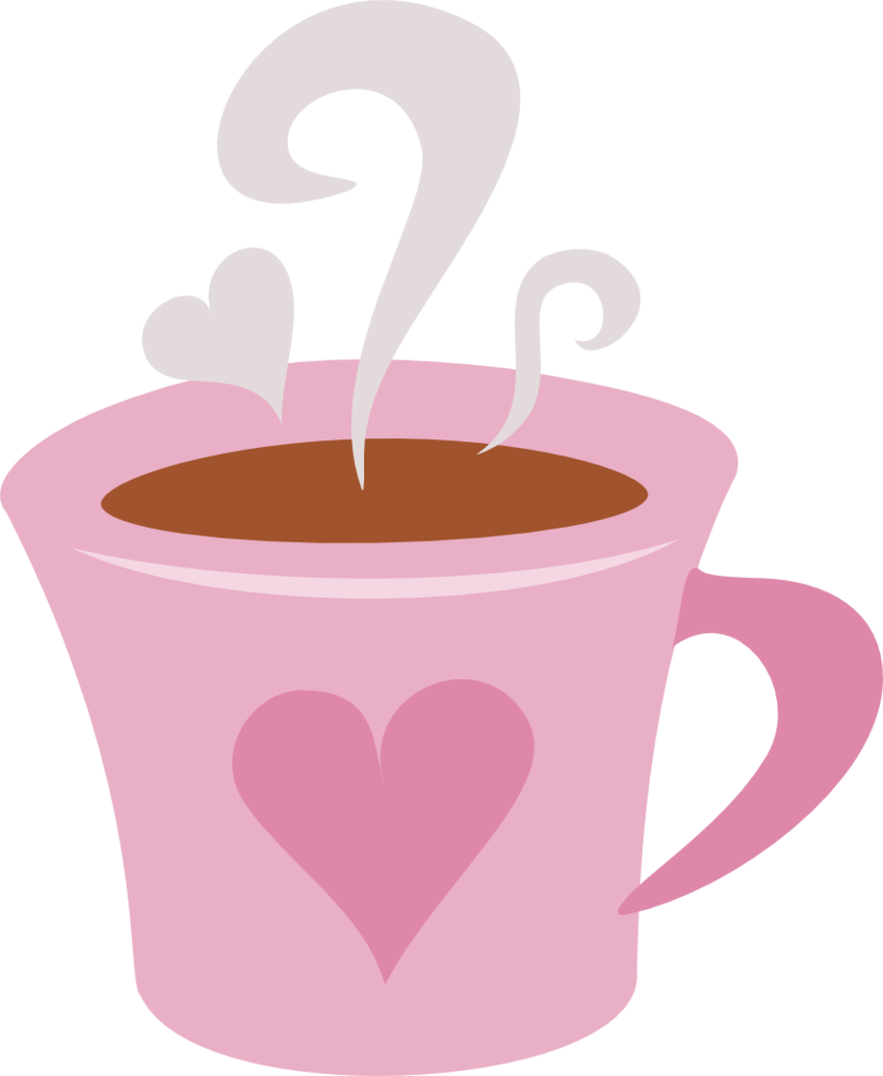 Coffee cup with heart clipart picture royalty free download Coffee CM by pietotheface on DeviantArt picture royalty free download