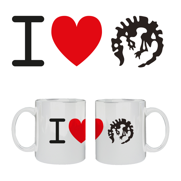 Coffee cup with heart clipart svg PARADOX INTERACTIVE MUG