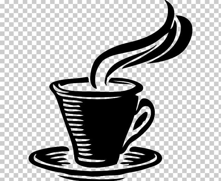 Coffee espresso clipart picture stock Cafe Iced Coffee Espresso Tea PNG, Clipart, Artwork, Black And White ... picture stock