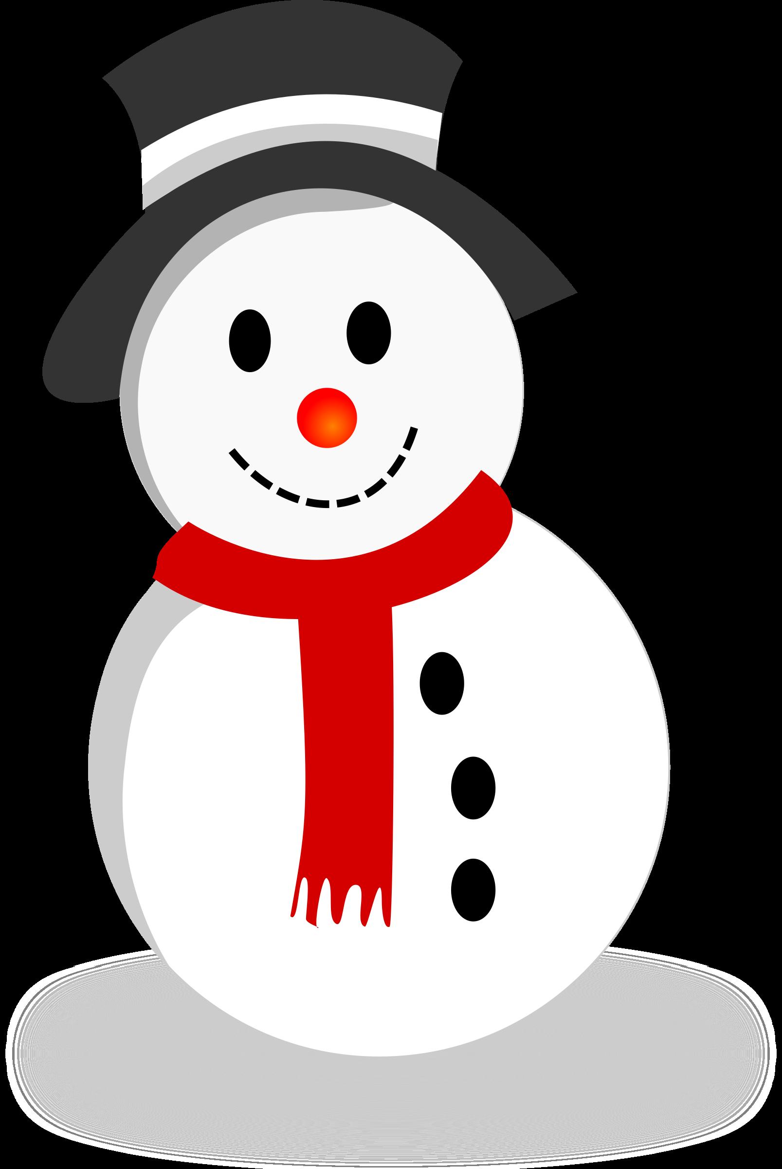 Coffee filter snowflake clipart free clip art transparent download Snowman - main character/object | Holiday eCard | Pinterest | Snowman clip art transparent download