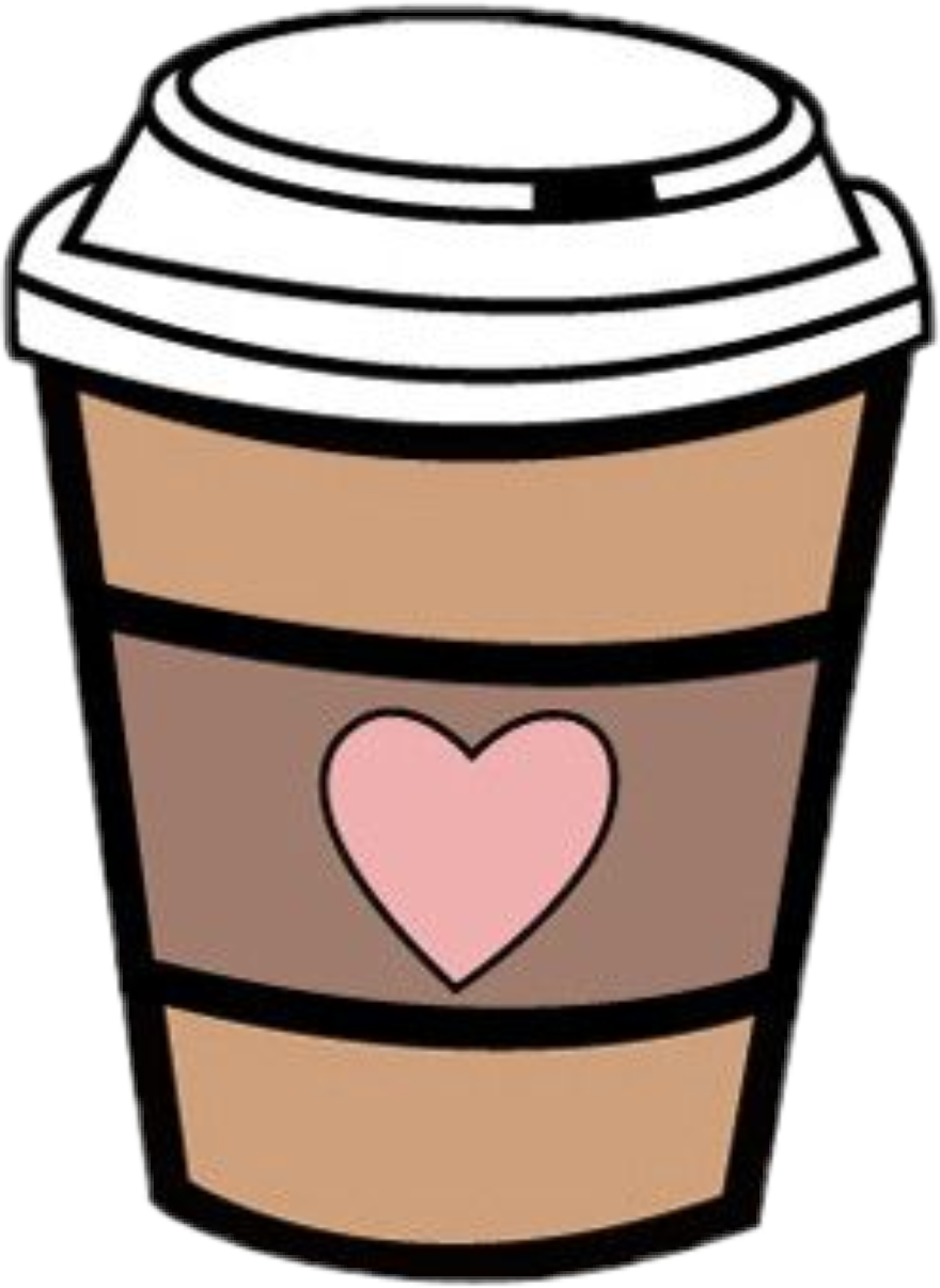 Coffee heart clipart freeuse library sccoffee coffee coffeecup starbucks coffeeshop heart... freeuse library