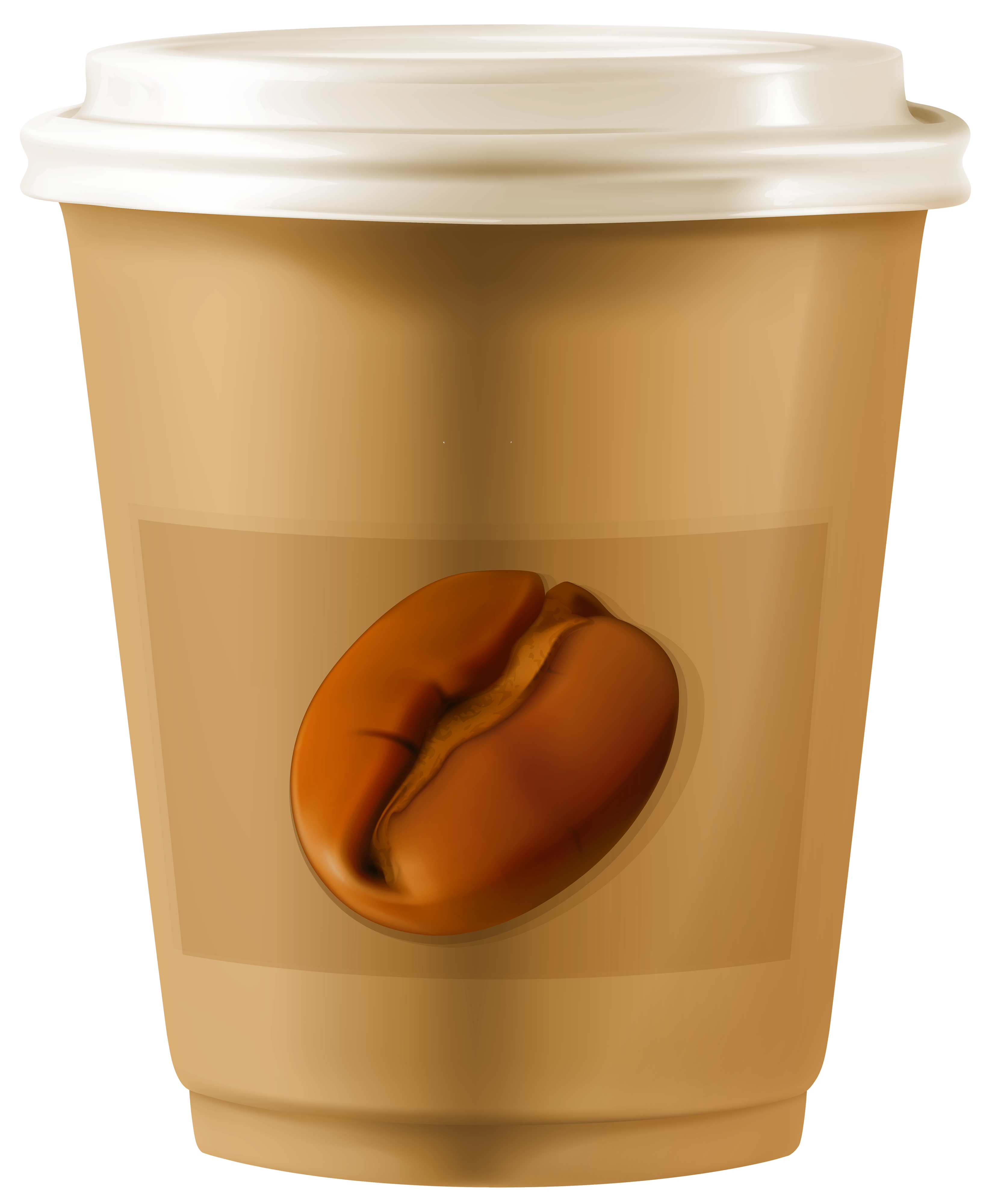 Coffee house clipart vector library Brown Coffee Cup PNG Clipart - Best WEB Clipart vector library