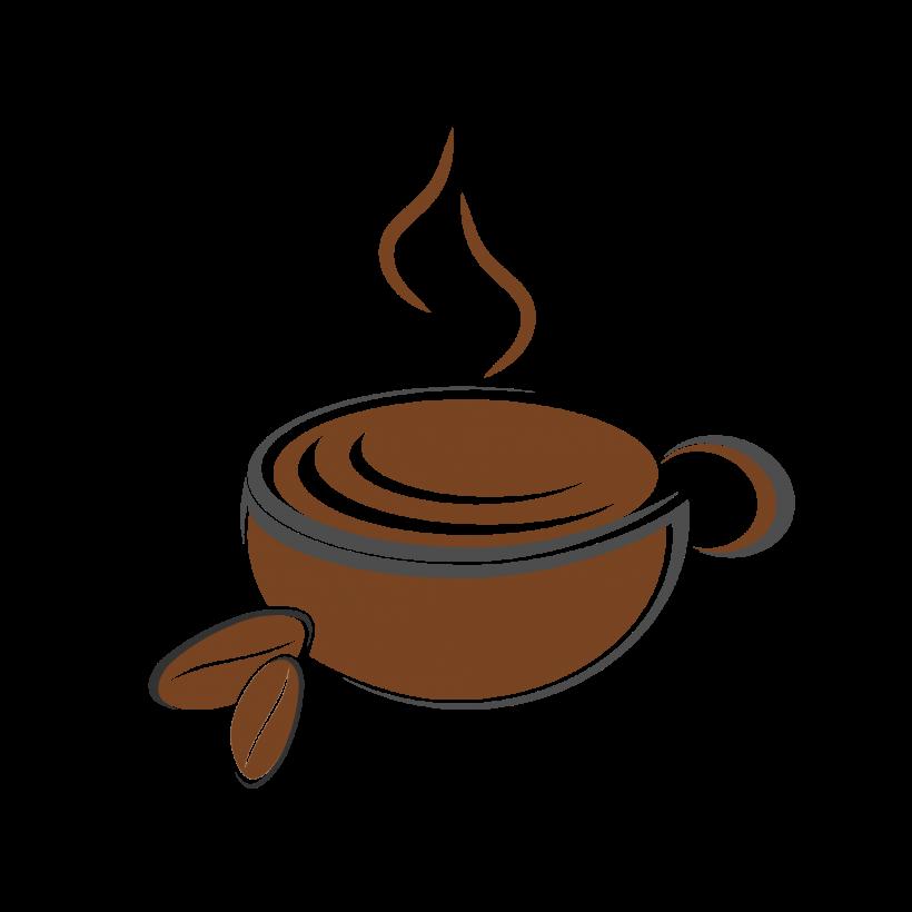 Coffee house clipart clip free Coffee Shop Logo Royalty Free Vector | Restaurant logos, restaurant ... clip free