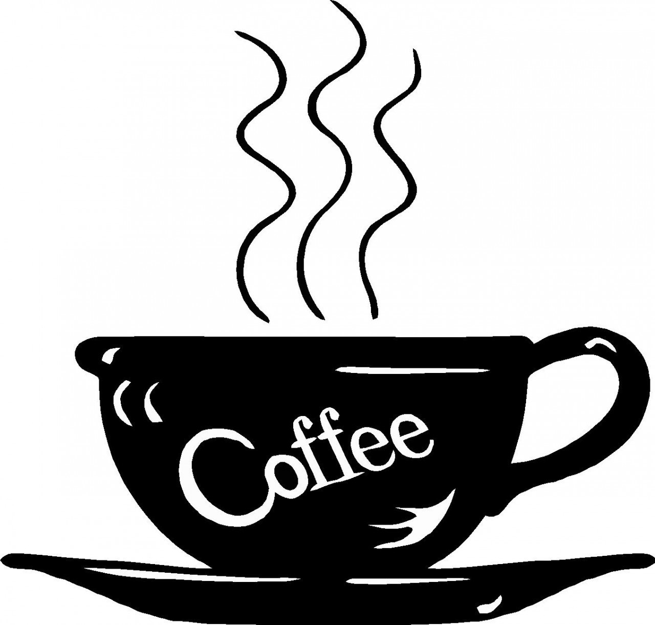 Kopi clipart picture black and white Coffee pot clipart black and white 2 » Clipart Portal picture black and white