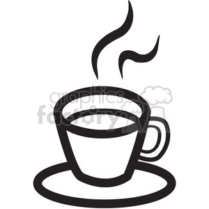 Coffee steam clipart jpg download outline of coffee cup with steam clipart. Royalty-free clipart # 141592 jpg download