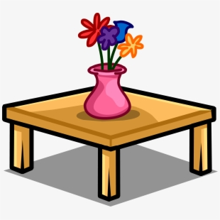 Coffee table clipart svg black and white library PNG Table Cliparts & Cartoons Free Download - NetClipart svg black and white library