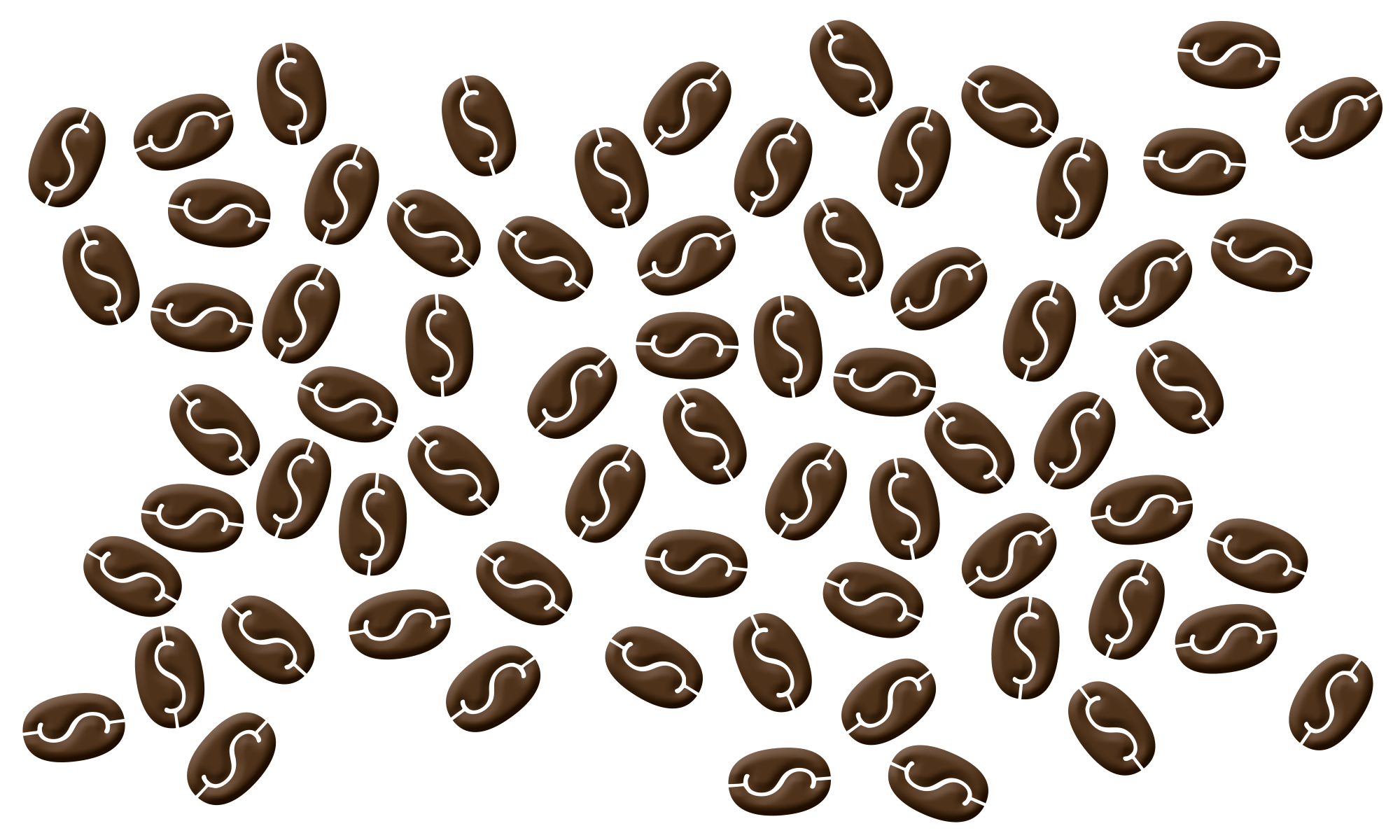 Coffee tree clipart graphic transparent stock Dollar Sign Coffee Beans | Clipart Panda - Free Clipart Images graphic transparent stock