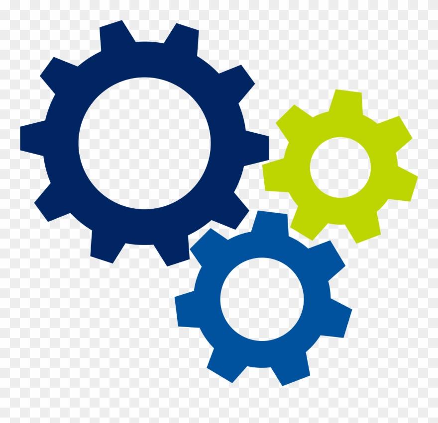 Cog clipart banner transparent download Cogs - Vector Graphics Clipart (#2172189) - PinClipart banner transparent download