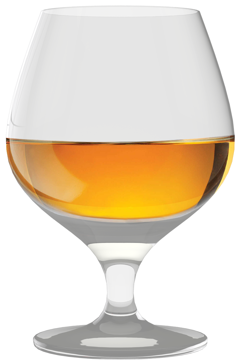 Cognac glass clipart picture library download Cognac Glass PNG Clip Art - Best WEB Clipart picture library download