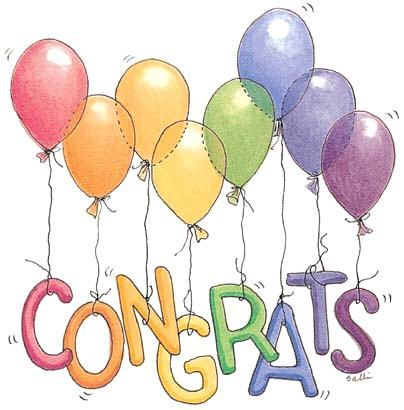 Congratulations on your promotion clipart png freeuse stock Congratulations clipart images free clipart images ... png freeuse stock