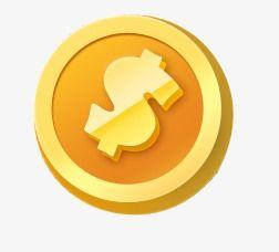 Coin cartoon clipart vector stock Cartoon Gold Coin, Cartoon Clipart, Coin Clipart, Cartoon ... vector stock