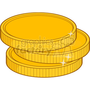Coin image clipart graphic coins clipart - Royalty-Free Images | Graphics Factory graphic