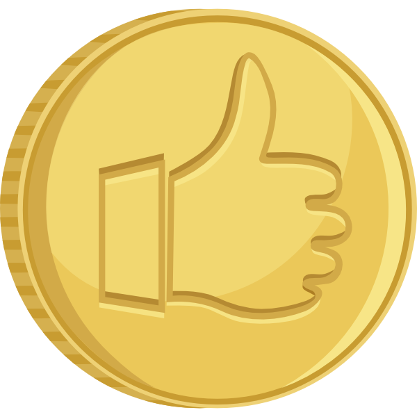 Coin texture clipart vector transparent Free Picture Of Gold Coins, Download Free Clip Art, Free ... vector transparent