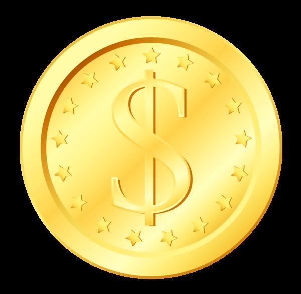Coin texture clipart image transparent Gold Coins PNG Image - PurePNG | Free transparent CC0 PNG ... image transparent