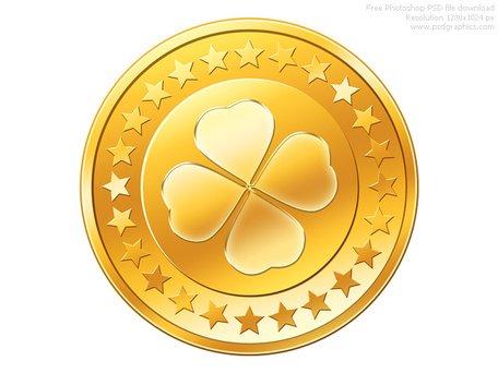 Coin texture clipart vector library Free PSD gold coin icon Clipart and Vector Graphics - Clipart.me vector library