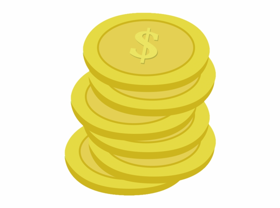 Coins clipart icon freeuse stock Coin Stack Icon - Coin Free PNG Images & Clipart Download #2407581 ... freeuse stock