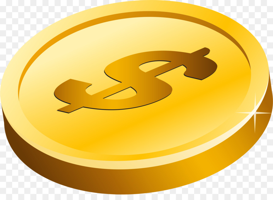 Coins clipart icon svg library library Dollar Icon png download - 1834*1308 - Free Transparent Coin png ... svg library library
