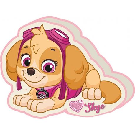 Cojin blanco clipart svg download Comprar Cojin Blanco de Skye - Patrulla Canina svg download