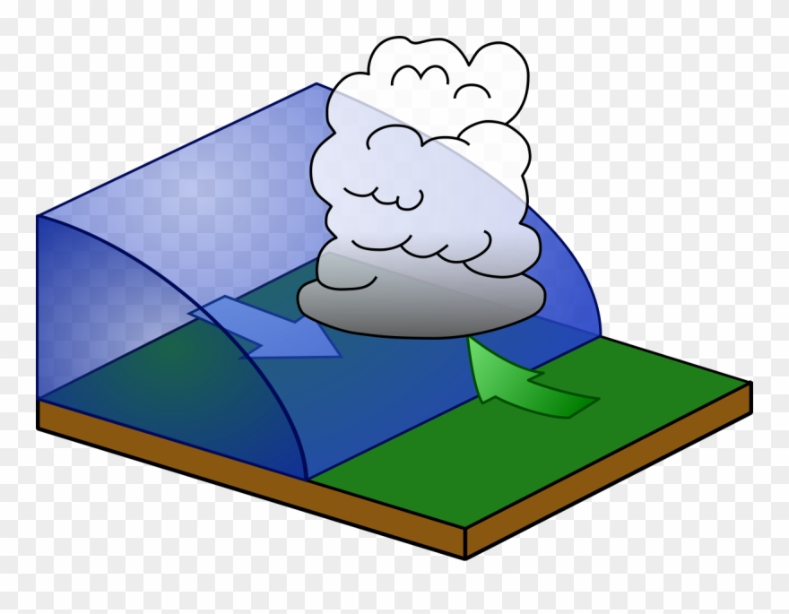 Cold front clipart jpg freeuse download Cold Front Facts Clipart (#1717869) - PinClipart jpg freeuse download
