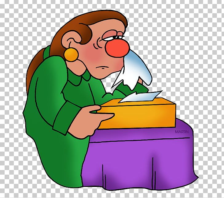 Cold reading clipart