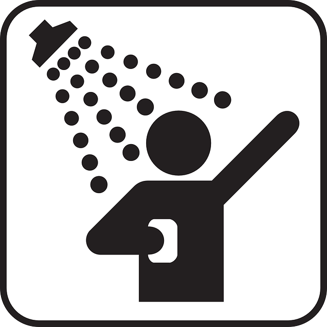 Cold shower clip art vector freeuse stock The Art of the Cold Shower – Raise your Testosterone + More vector freeuse stock