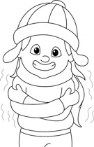 Cold weather clipart black and white svg freeuse download Free Black and White Weather Outline Clipart - Clip Art Pictures ... svg freeuse download