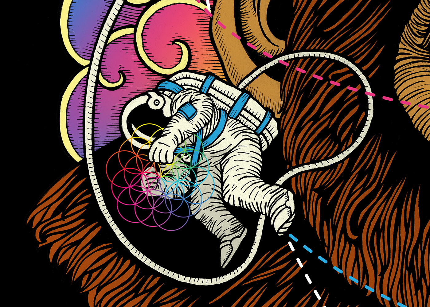 Coldplay a head full of dreams clipart image download COLDPLAY - A Head Full Of Dreams on Behance image download