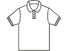 Collared shirt clipart clip art library stock Polo shirt - Wikipedia clip art library stock