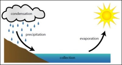 Collection water cycle clipart picture royalty free stock Accumulation clipart part of the water cycle - ClipartFest picture royalty free stock